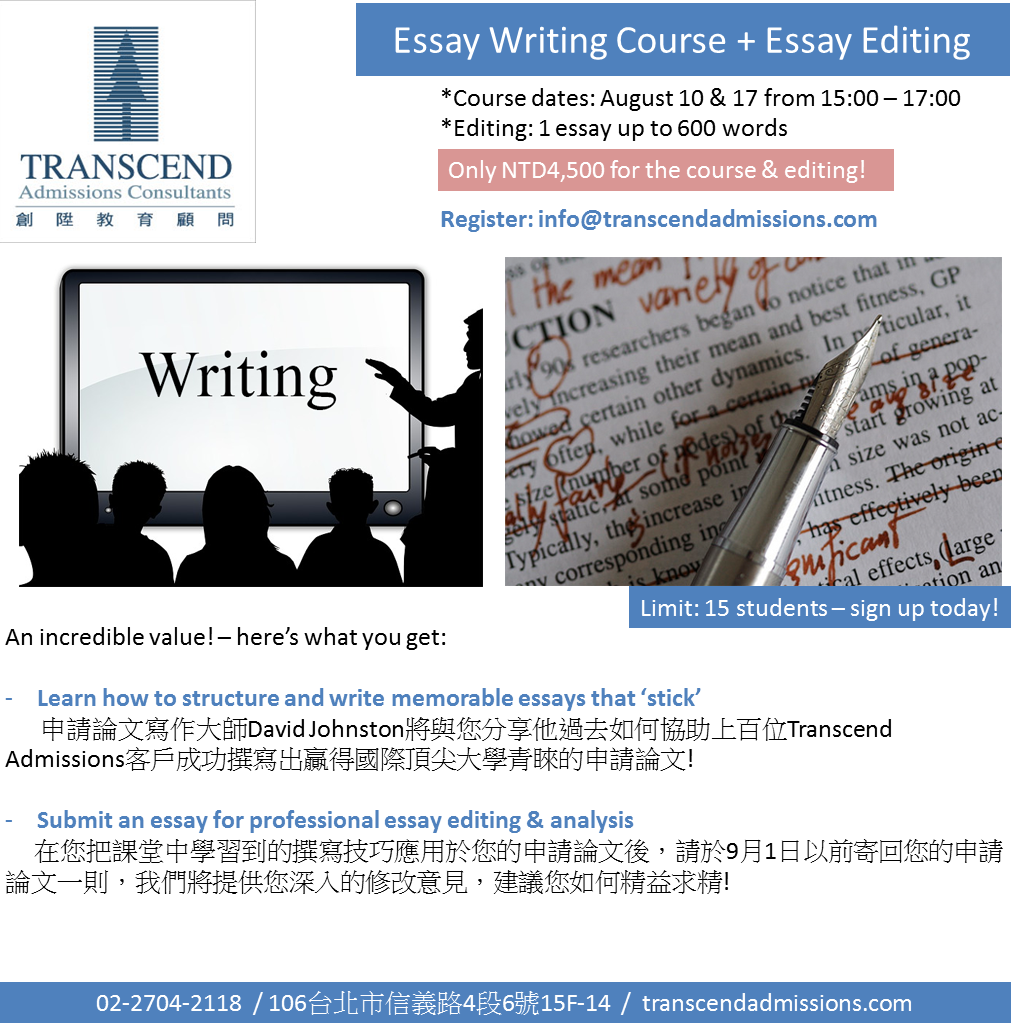 essay writing mba entrance exams